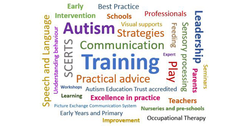 Autism Early Support: training courses and latest news
